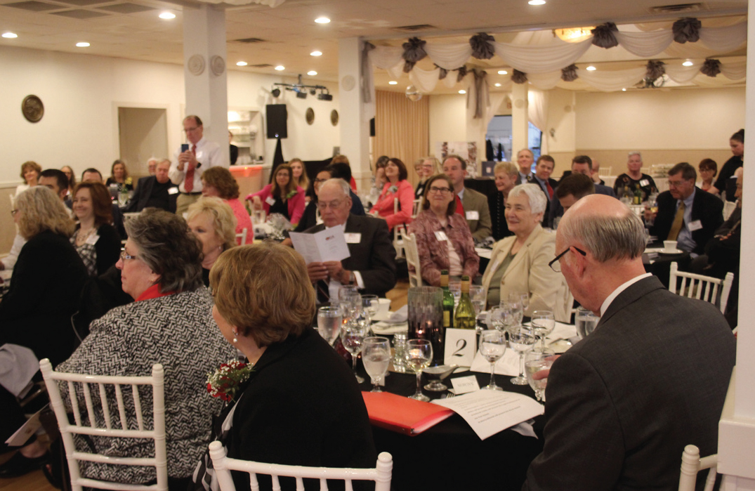 Omaha Legal Professionals Association (OLPA) held their annual awards dinner in April.