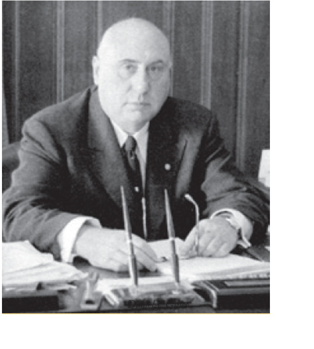 Daniel J. Gross (Courtesy Nebraska State Bar Foundation)