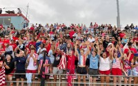 Ralston High School hosted its first home football game of the season on Friday, Sept. 3, 2021, against Plattsmouth. Friday was also #BeKind Day, as the two schools focused on spreading kindness and making positive connections. See page 7 for more photos. (Submitted by Ralston Public Schools)