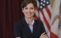 Iowa Gov. Kim Reynolds