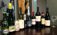 A selection of the wines made available to Omaha Bar Association members and their guests for the OBA Wine Tasting event Friday, Jan. 29, 2021, held via Zoom. (OBA)